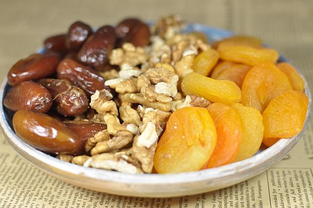 Fructe uscate 2